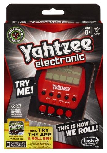 yahtzee electronic game - 6