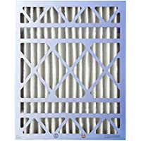 BestAir CB2025-13R Furnace Filter, 20 x 25 x 5, Carrier/Bryant Replacement, MERV 13, 2 Pack