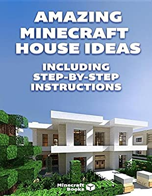 Amazing Minecraft House Ideas By Minecraft Books Amazon Ae