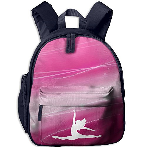 Music Box Dancer Costume - Baby Toddler Child Kid Ballet Dancer Preschool Backpack School Bag Navy