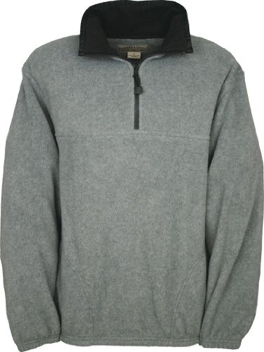 Colorado Timberline Steamboat Soak Pullover Charcoal Extra Large