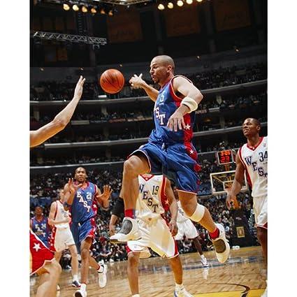 huge discount a853b b8456 Amazon.com : NBA New Jersey Nets Jason Kidd 2004 All Star ...