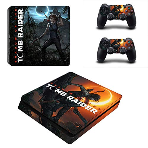 BALAKRISHNA THAKUR PS4 Slim Whole Body Vinyl Skin Sticker Decal Cover for Playstation 4 System Console and Controllers - Actress Famous
