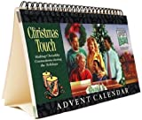img - for Christmas Touch: Making Christlike Connections During the Holidays (Seasonal Advent Celebration, Focusing on Christ at Christmastime, ADVENT CALENDAR) book / textbook / text book