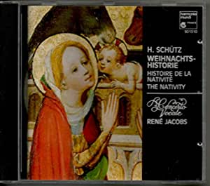 Schütz: Weihnachtshistorie (The Nativity)