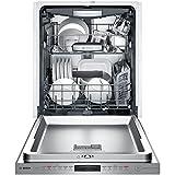"Bosch SHPM78W55N 24"" 800 Series Built In Fully"