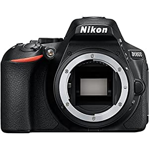 Nikon D5600 Digital SLR Camera Body - (Certified Refurbished)