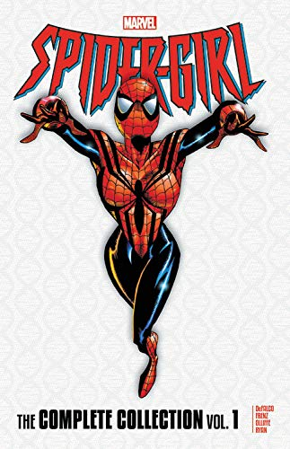 Spider-Girl: The Complete Collection Vol. 1