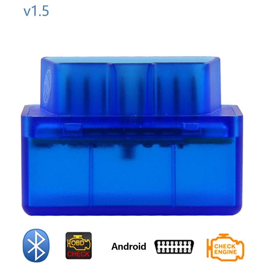 Bluetooth V2.1 Mini Lecteur de Code de Voiture Super OBD2 Mini Elm 327 de Diagnostic doutil de Diagnostic pour Le protocole ODB2 OBDI2