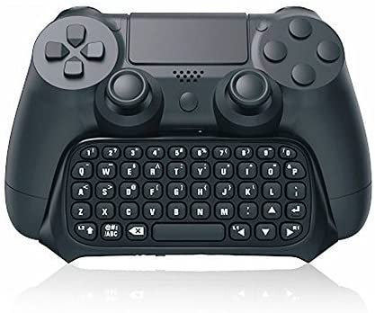 MP power @ Teclado inalámbrico Chatpad para Sony Playstation 4 PS4 PS 4 ps 4: Amazon.es: Electrónica