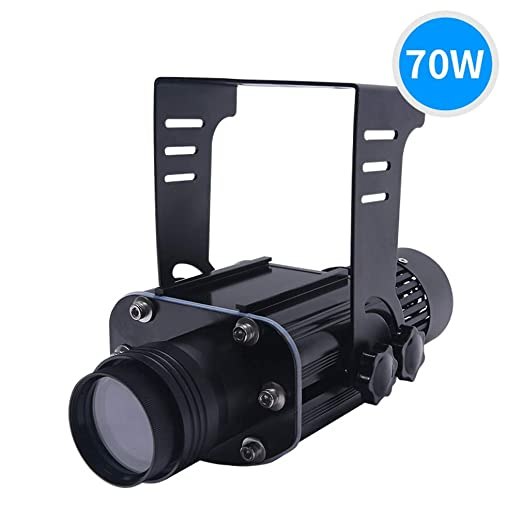 AHWZ GOBO Logo Proyector Luz Exterior 70W IP65 Impermeable ...