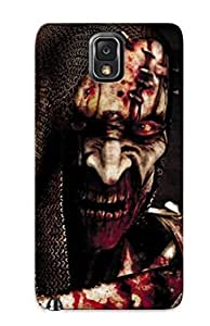 Durable Defender Case For Galaxy Note 3 Tpu Cover(zombie Soldiers ) by supermalls