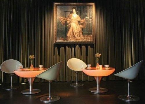 Couchtisch Lounge 55 LED Pro Accu Beistelltisch Wohnzimmertisch by Moree, Tischplatte:ohne Glasplatte;Farbsteuerung:RC-Fernbedienung