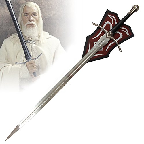 Glamdring Sword - RealFireNSteel Lord of the Rings - Gandalf's Glamdring Sword