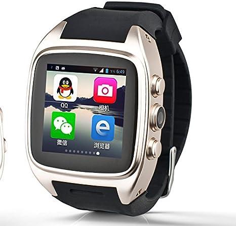 Amazon.com: zhihe Android 4.4.2 Reloj Inteligente Reloj ...