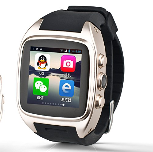 0d0e154af5cb Image Unavailable. Image not available for. Color  Best Smartwatch Zhihe  Android 4.4.2 Smart Watch with 3g WCDMA Wifi GPS Bluetooth Android