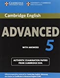 Cambridge English Advanced, Cambridge ESOL and Cambridge Esol, 1107603250