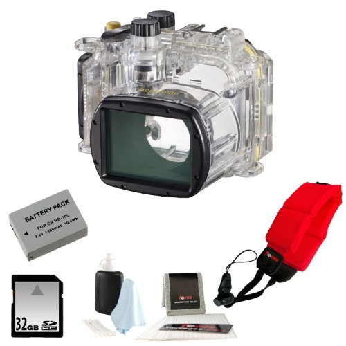 canon-waterproof-case-wp-dc52-for-powershot-g16-with-32gb-accessory-kit