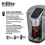 Keurig C K-Elite Maker, Single Serve K-Cup Pod