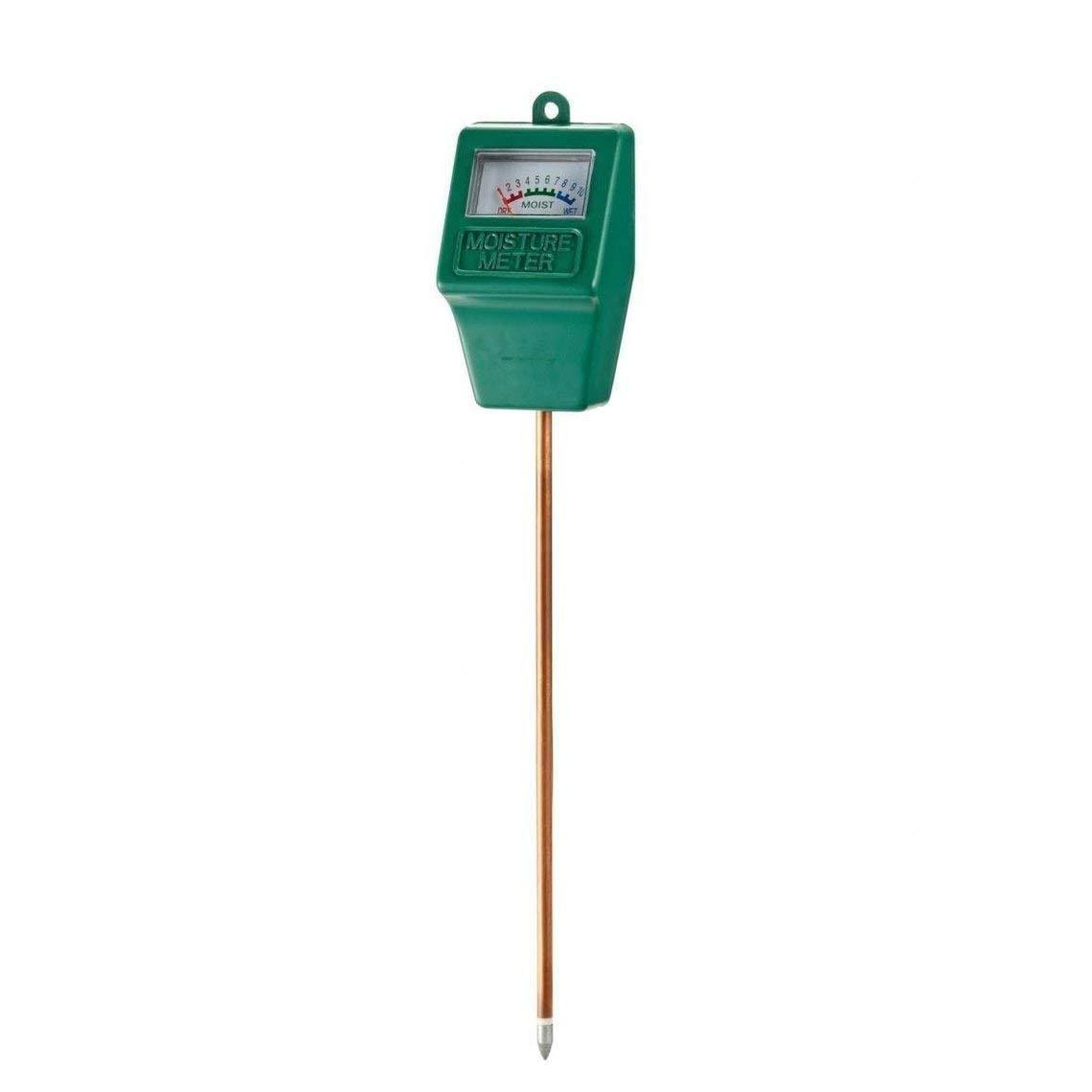 Zinniaya Garden Plant Soil Moisture Meter Hygrometer Probe Watering Test for Experiment Indoor Outdoor Soil Moisture Analyzer detector