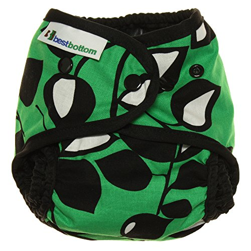 Cloth Diapers by Best Bottom   Cotton Shell – Made In USA by USA company – Laughing Leaf