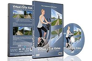 Virtuelle Fahrradstrecken - Windmühlen & Wasserwege - Für Indoor Cycling,...