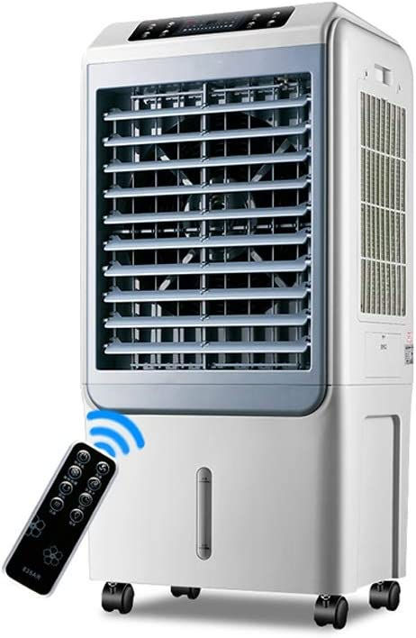 Aire acondicionado portátil con ventilador de torre para ...