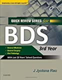 Quick Review Series for BDS 3rd Year