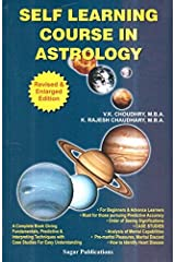 Self Learning Course in Astrology Paperback