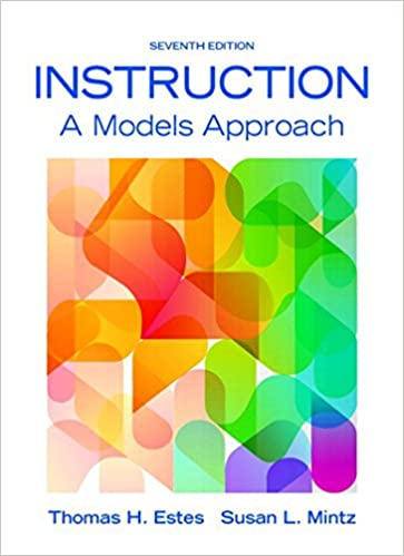 Amazon Instruction A Models Approach Ebook Thomas H Estes
