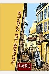 Carnet De Voyage Paperback