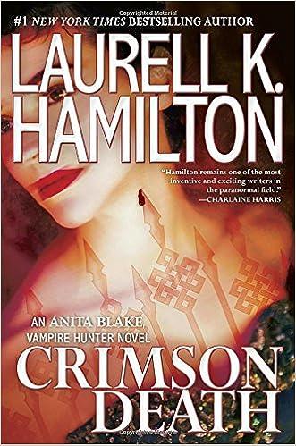 Laurell K. Hamilton - Crimson Death Audiobook Free Online