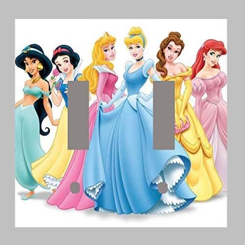 Amazon Com Cinderella Jasmine Snow White Aurora Belle