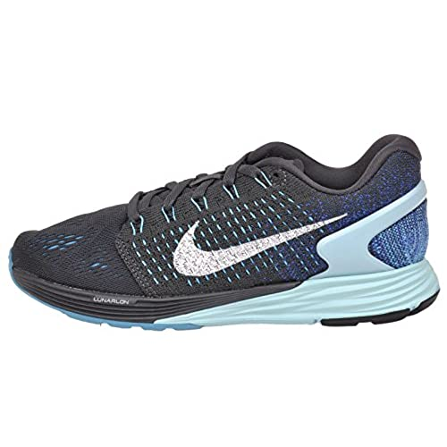new concept 2226a 90a33 chic nike womens lunarglide 7 running trainers 747356 ...
