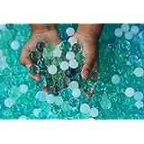 Water Beads Ocean Tactile Sensory Experience - 4 Colors Sensory Beads Water Sensory Bags- 8,000ct
