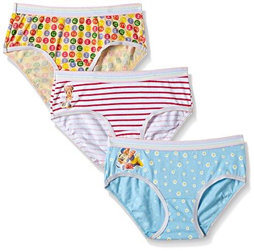 Disney Minnie Mouse Girls' Panty