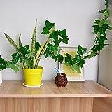 Rurality Green Hanging Artificial Vines Indoor or