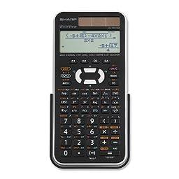 Sharp EL-W516XBSL 556 Scientific Calculator