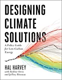 img - for Designing Climate Solutions: A Policy Guide for Low-Carbon Energy book / textbook / text book