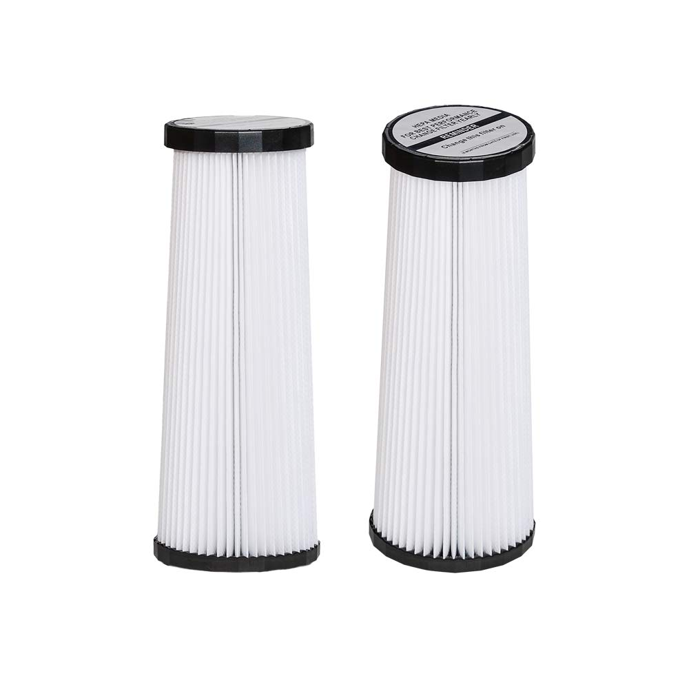 Replacement Hepa Filter for Dirt Devil F1 Vacuum Filter 3JC0280000 2JC0280000 Compatiable with Featherlite, Jaguar, Bagless Extra Light, Scorpion