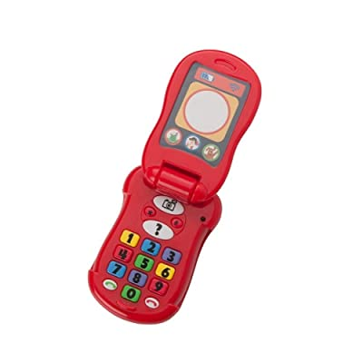The Wiggles Flip & Learn Phone: Toys & Games [5Bkhe1100021]