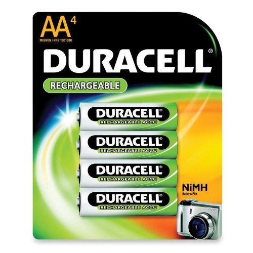 Duracell Nickel Metal Hydride General Purpose Battery - AA - Nickel-Metal Hydride (NiMH) - 2450mAh
