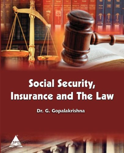 Download Social Security, Insurance and the Law Pdf