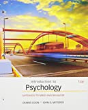 Bundle: Introduction to Psychology: Gateways to Mind and Behavior, 14th + LMS Integrated for MindTap Psychology, 1 Term (6 Months) Printed Access Card, Dennis Coon and John O. Mitterer, 1305623991