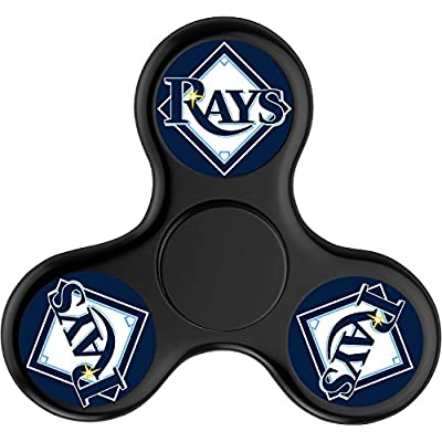 Seattle_Mariners Vintage Hand Spinner EDC ADHD Fidget Toys For Classroom Adults Kids Student High Speed