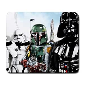 Star Wars Funny & Cute Rectangle Mouse Pad Joie 48
