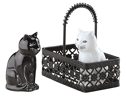 Cat Salt and Pepper Shaker