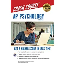AP® Psychology Crash Course, 2nd Ed., Book + Online