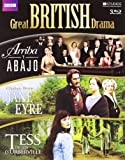 Great British Drama (Upstairs Downstairs / Jane Eyre / Tess of the D'Urbervilles) [Blu-ray]