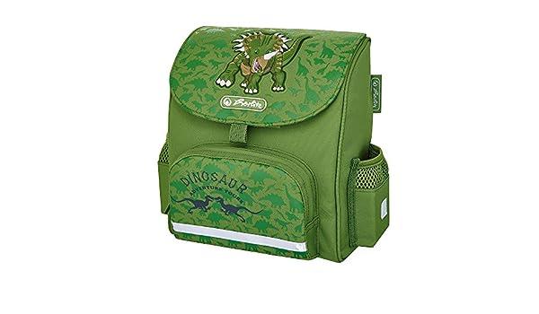Herlitz Mini Softbag Dino 24 x 26 x 14 cm Mochila Bolso escolar infantil Mochila: Amazon.es: Oficina y papelería